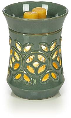 VP Home Ceramic Fragrance Warmer (Floral Sage)