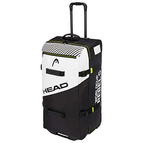 HEAD Rebels Travel Bag Reisetasche, Schwarz, 100 Ltr