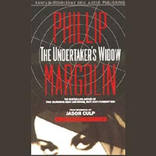 The Undertaker's Widow audiobook cover art