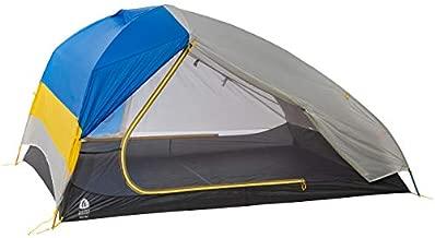 Sierra Designs Meteor Lite, Freestanding Lightweight Backpacking & Camping Tent with 2 Doors/Vestibules, Stargazer Rain Fly & More, 3-Person