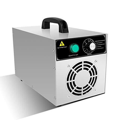 BBGS Generador de Ozono, Generador de Ozono Portátil Ionizador de Agua de Aire con Temporizador para Hogar/Oficina/Alimentos/Verduras/Frutas (Size : 5g)