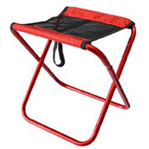 LIUQIAN Chaises de Camping Chaise Pliante pour extérieur Portable Chaise Ultra-légère Mazar artefact siège portatif Train métro Voyage Adulte