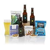 Happy Birthday Beer Hamper - Beer Hampers - Birthday Gift Hamper For Beer Lovers