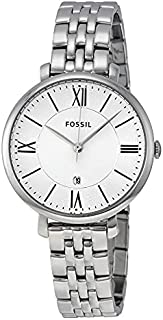 Fossil Casual Watch For Women Analog Stainless Steel - ES3433P