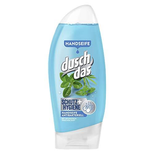 Duschdas Flüssigseife Schutz & Hygiene, für hygienisch saubere Hände mit antibakterieller Wirkung, 1 x 250 ml