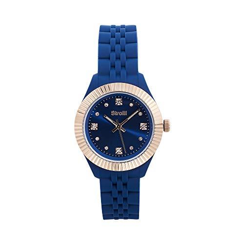 Stroili - So Classy 3H blu con cinturino blu ipr per Donna