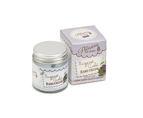 Patisserie de Bain Sugared Violet Hand Cream 30ml by Patisserie de Bain
