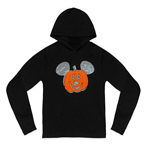 Disney Mickey Mouse Halloween Pullover Hoodie for Men, Size XXL