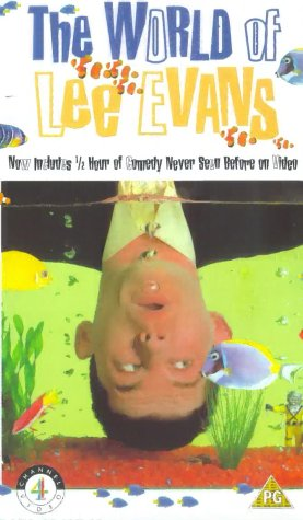 Lee Evans - The World Of Lee Evans