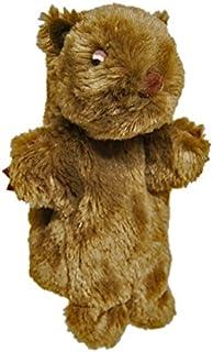Elka Australia 1212-WOM Puppet Wombat Puppet Toy, 25 Centimeters
