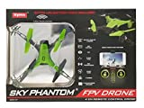 Phantom Sky WiFi FPV Drone-Green