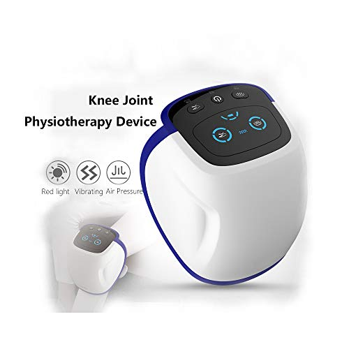 DXFK.AM Knee Massager Magnetic Vibration Heating Joint Physiotherapy Electric Massage for Joint Arthritis Pain Relief Rehabilitation Equipment Best Gift