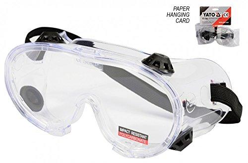 Yato YT-7381–Schutzbrille mit Belüftung