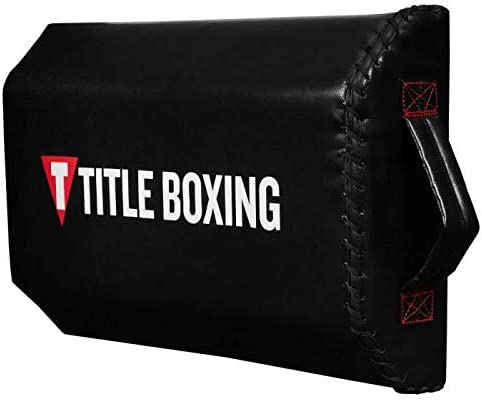 TITLE Boxing お値打ち価格で Tombstone ギフト Training Black Shield