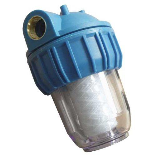 Mauk Wasserfilter 3000l/h 2,54cm (1Zoll) + PP Filter