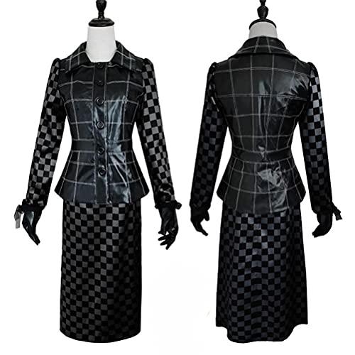 Cruella Deville Vestido De Traje, Baroness Cruella Disfraz Cruella Deville Disfraz Mujeres...