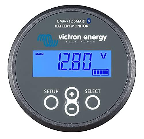 Victron Energy BAM030712000 BMV-712 Smart Retail Monitor de Batería