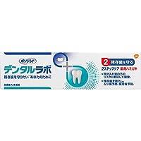 【8個セット】ポリデント デンタルラボ 薬用ハミガキ 100g