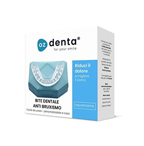 Bite Dentale Notturno Automodellante anti Bruxismo Paradenti Byte Apparecchio contro Digrignare i denti e disturbi dell' ATM