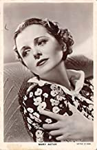 Mary Astor Actor, Actress, Movie Star, Postcard Post Card Unused