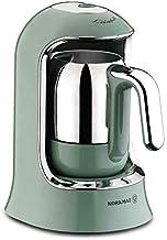 Korkmaz A860-04 kaffebryggare turkos kahvekolik Mocha Maker espress