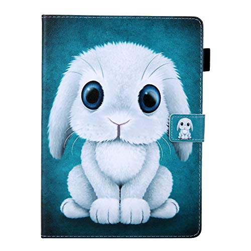 Funluna 9-10,5' Tablet Carcasa Universal Flip Soporte Estilo Funda Calcetín para iPad Pro 9.7/10.5, Samsung Galaxy Tab A6 10.1 T580/Tab 4 10.1 T530, Lenovo Tab3 10/10 Plus, Google Nexus 10, Fire HD 10