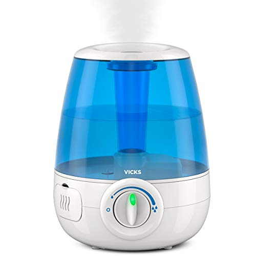 Vicks Filter-Free Ultrasonic Visible Cool Mist...