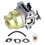 Mxzzand Kit de carburador de Alto Rendimiento, Piezas de Repuesto de carburador para Motosierra para Honda GXV140 GXV160 GXV120 HR194 HRA214