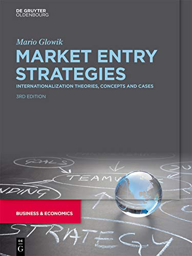 Market Entry Strategies: Internationalization Theories, Concepts and Cases