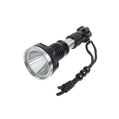 sourcing map LED Compact lampe de poche Mini Flash Light Super Bright Torch 5 Modes LAMP