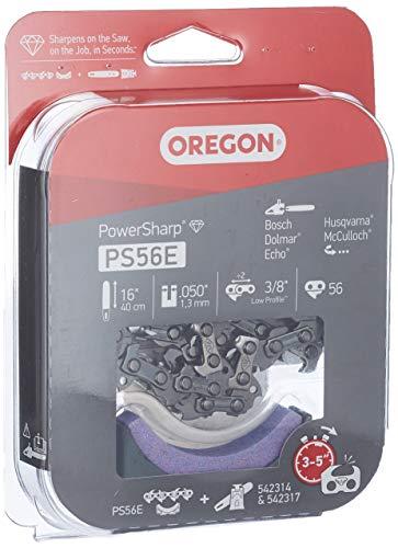 Oregon PS56E PowerSharp - Afilador para cadena de sierra eléctrica (perfil bajo, 3/5