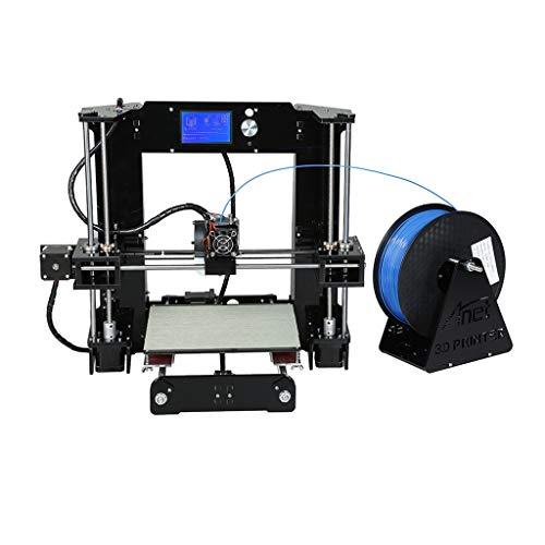 DM-DYJ Kit Bricolage Imprimante 3D, Haute Précision Tridimensionnel Stéréoscopique FDM Plastique Intérieur, A6