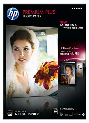 HP Premium Plus CR673A - Papel fotográfico