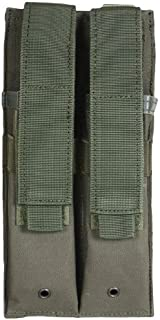Fox Outdoor Dual MP 5 Mag Pouch Olive Drab
