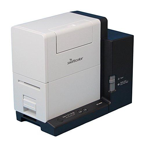 swiftcolor scc-2000d Imprimante jet d'encre carte numérique haute vitesse