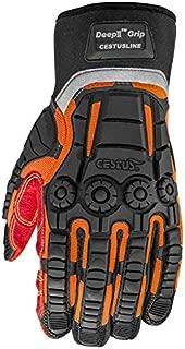 Cestus Deep II Oil & Gas Glove, Large
