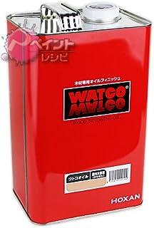 WATCO(ワトコ) ワトコオイル ナチュラル 3.6L(W01)