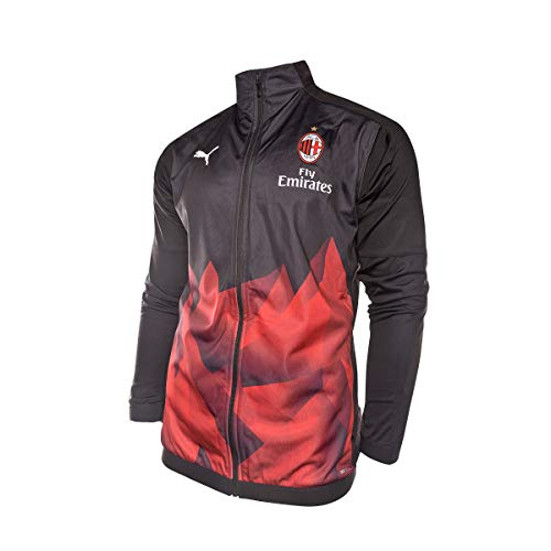 PUMA AC Milan Stadium International 2019-2020, Chaqueta, Black