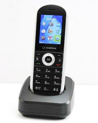 Teléfono inalámbrico 3G/GSM Huawei ETS3para tarjetas SIM de Tim Vodafone