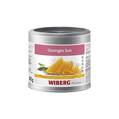 WIBERG Orangia Sun, Zubereitung mit natürlichem Orangenaroma, 1er Pack (1 x 300 g)