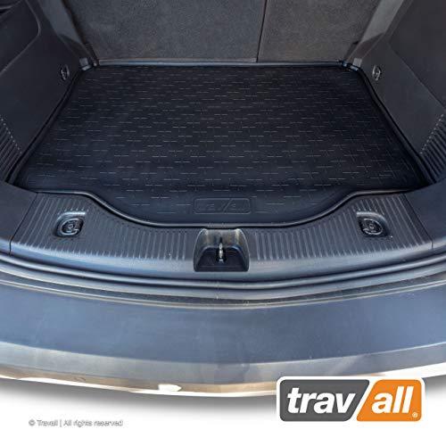 Travall® Liner Kofferraumwanne TBM1110 - Maßgeschneiderte Gepäckraumeinlage mit Anti-Rutsch-Beschichtung