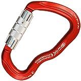 Kong - Ferrata Twist Lock, Color Red