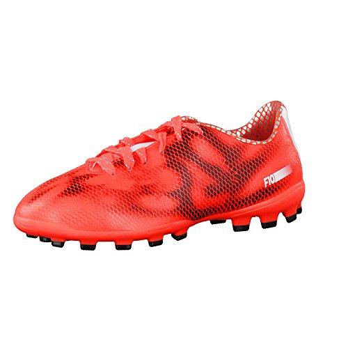 Adidas Scarpe da calcio F10 Ag J
