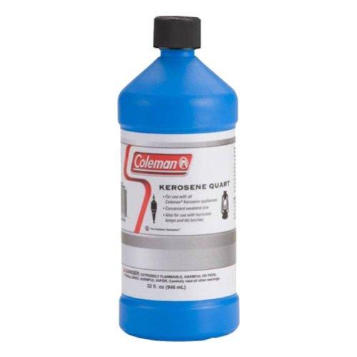 Coleman 32 oz Kerosene Fuel, 4pk