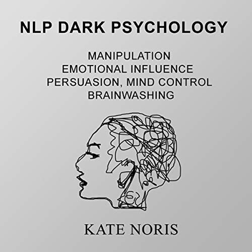 『NLP Dark Psychology』のカバーアート