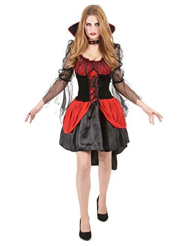 Costume vampiro sexy donna M
