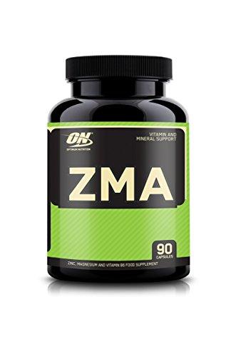 Optimum Nutrition ZMA - non aromatisé, 90 Portions, 90 Caps