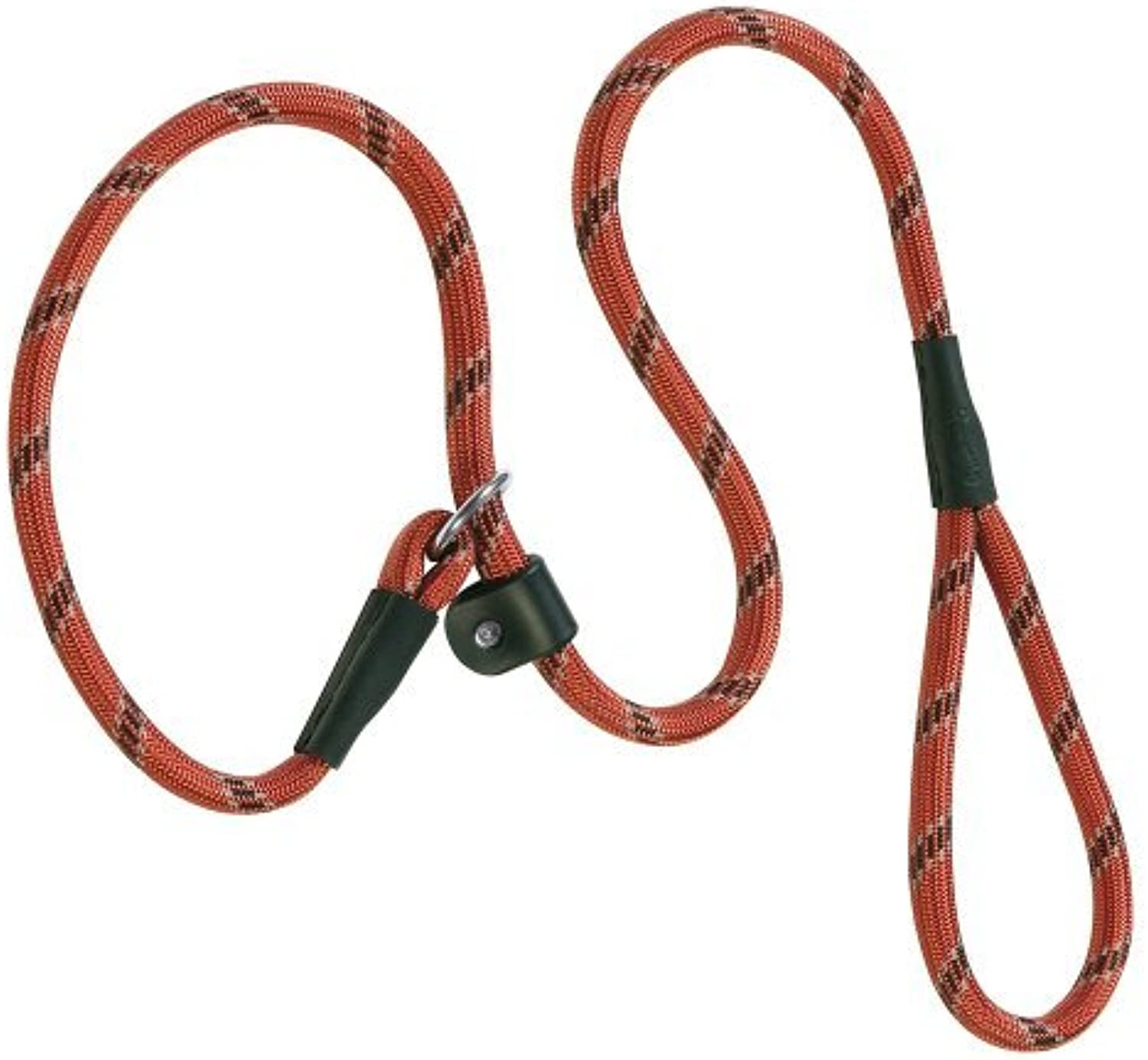 Weaver Leather Rope Slip Lead, 1 2 x 6Feet, Canyon Red by Weaver Leather
