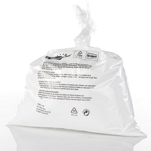 Theraline 00030500 Nachfüllpackung Standardperlen, 8 Liter