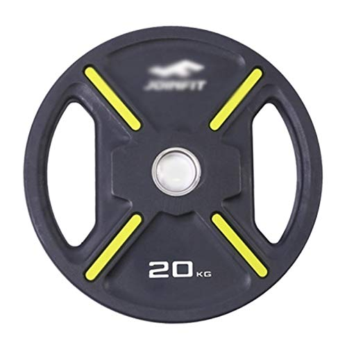 Discos para pesas Placa olímpica de barra de barra de 2 pulgadas, 2.5 kg-25kg PLACA DE PLACA DE PLACA DE PLACA OLÍMPICA PESOS DE PESOS DE BARRERA DERUCTORIZADA EQUIPO DE APLICACIÓN discos de pesas